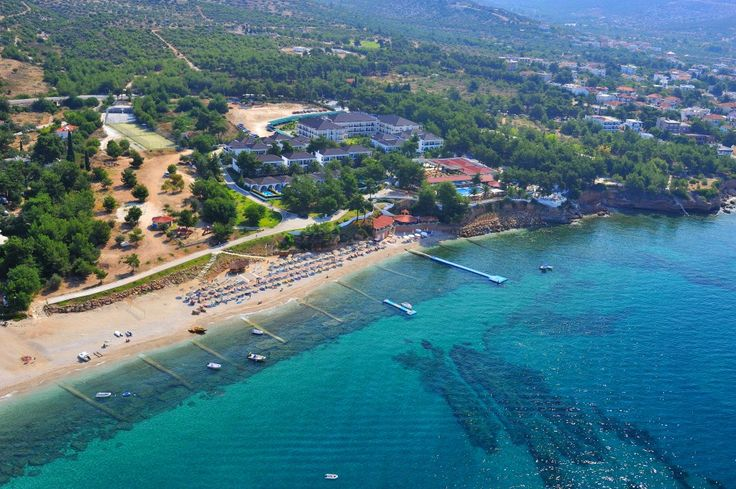 Alexandra Beach Spa Resort 4* #travelboutique #Tasos #Greece #Grcka #putovanje #letovanje #odmor