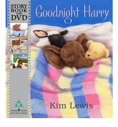 An adorable picture book - brought to life with an animated DVD