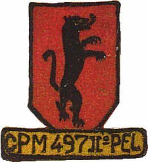 Companhia de Policia Militar 497 (2º Pelotão) Angola
