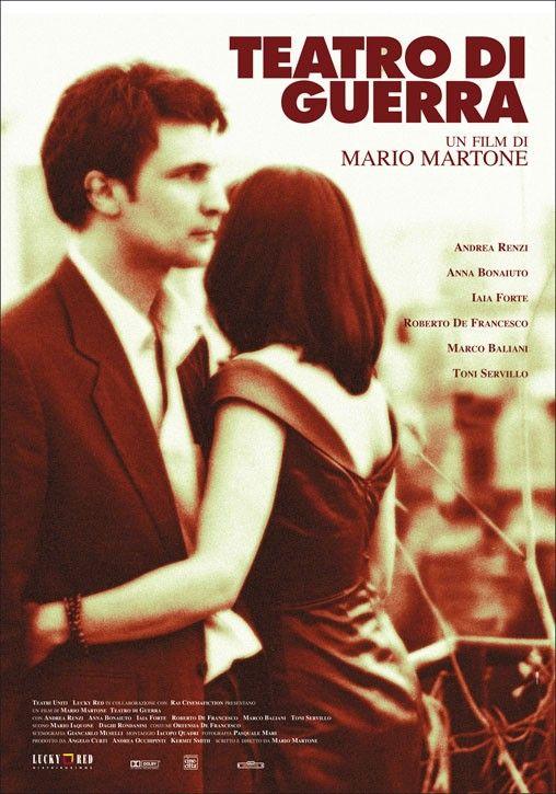 TEATRO DI GUERRA (FEATURE FILM)