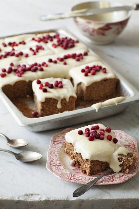 dustjacket attic: Soft Gingerbread Cake