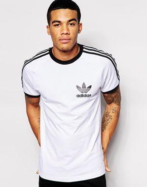 Adidas Originals Classic Logo T-Shirt