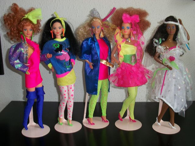58 Best Images About Barbies From The 80 S On Pinterest Oscar De La Renta Palomino And Barbie