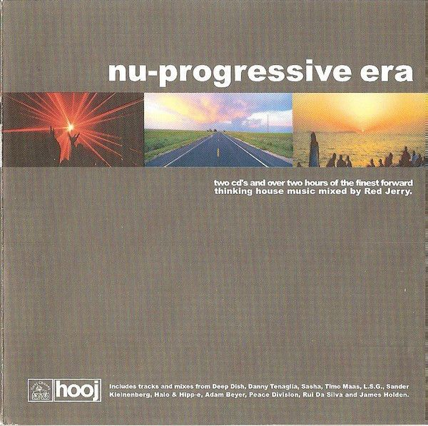 Red Jerry - Nu-Progressive Era at Discogs