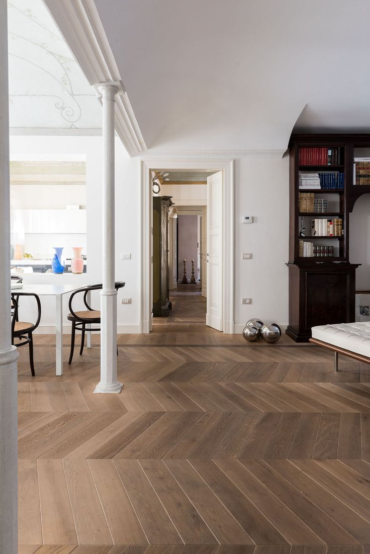Projects:   Iconic design in an eighteenth century property |   Parquet by Tavar, supplied by Giusto Gostoli