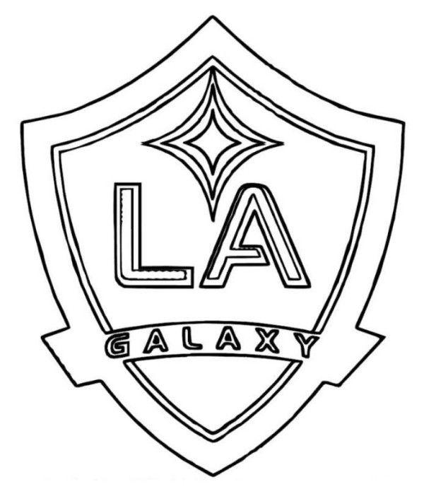 7 best LA Galaxy Logo images on Pinterest La galaxy Galaxies