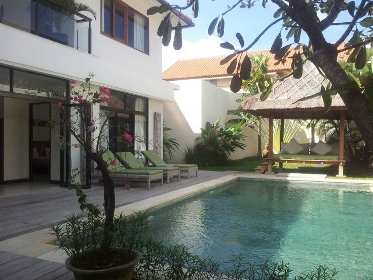 Private villa #cocovillaseminyak