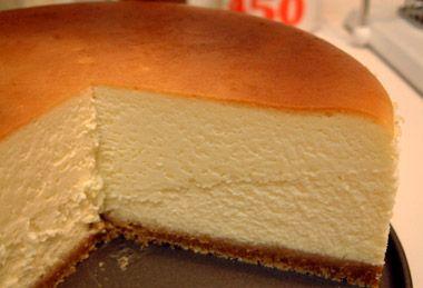 男のデザート?ニューヨーク・チーズケーキ [男の料理] All About