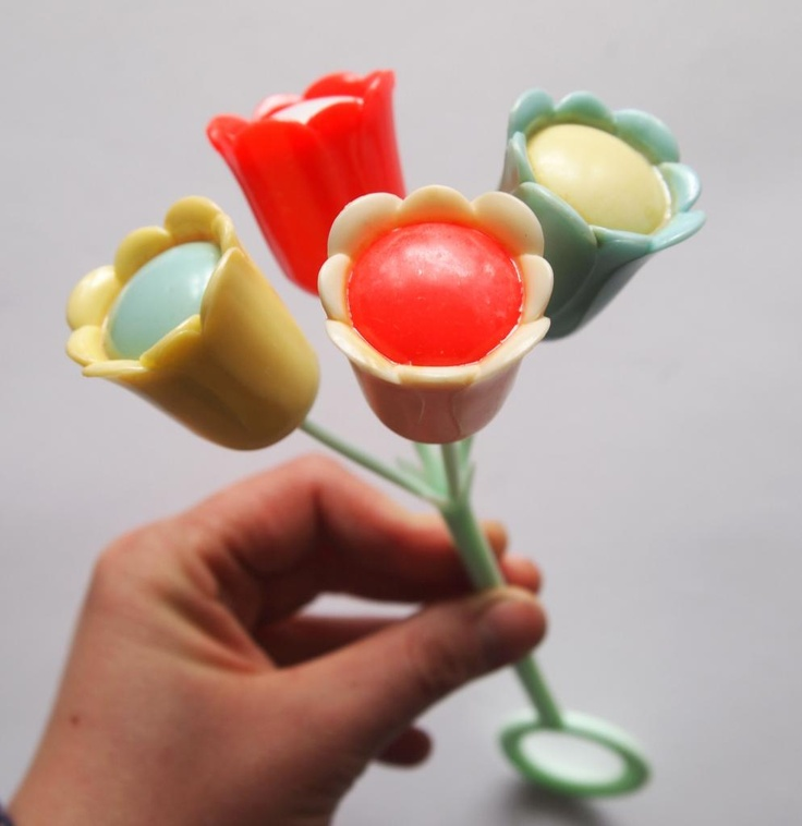 1960s Baby rattle from the Toot blog
