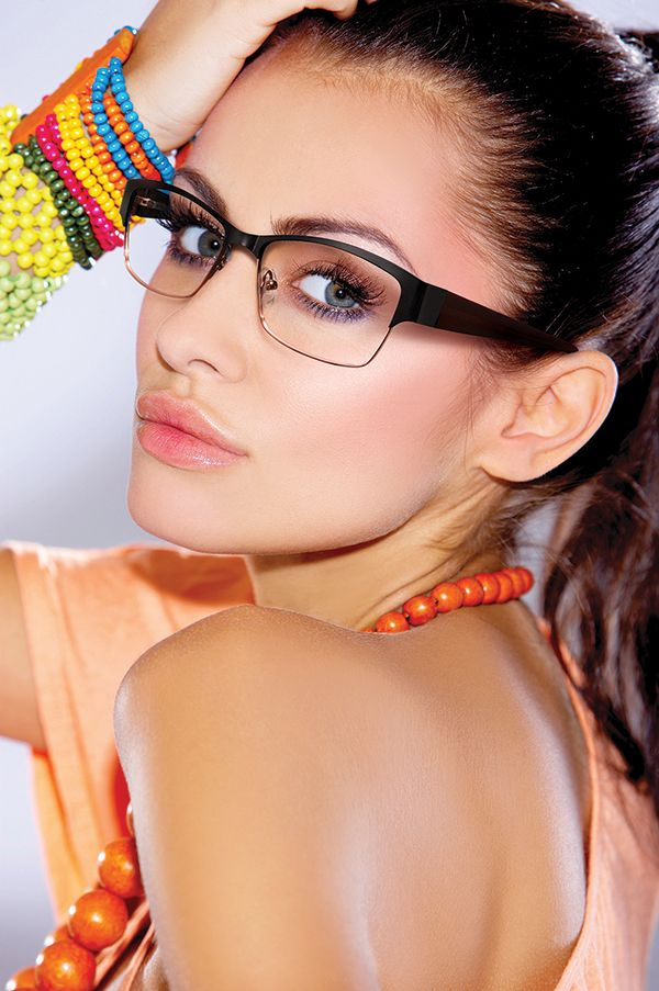 Modern Art Collection, by Modern Optical International. Frame Style: A353