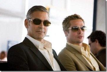瞞天過海Ocean's Eleven  George Clooney x Brad Pitt