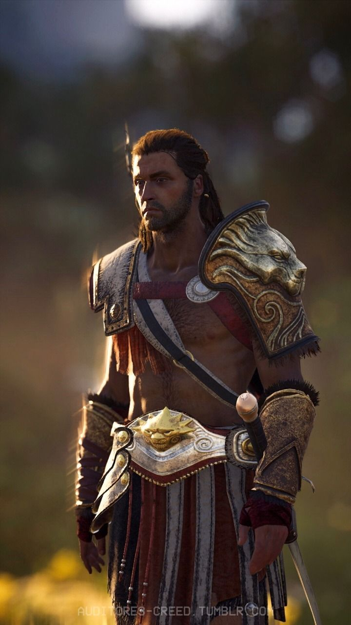 Guys Alexios Is So Hot Why Did I Not Notice This Before Wtf