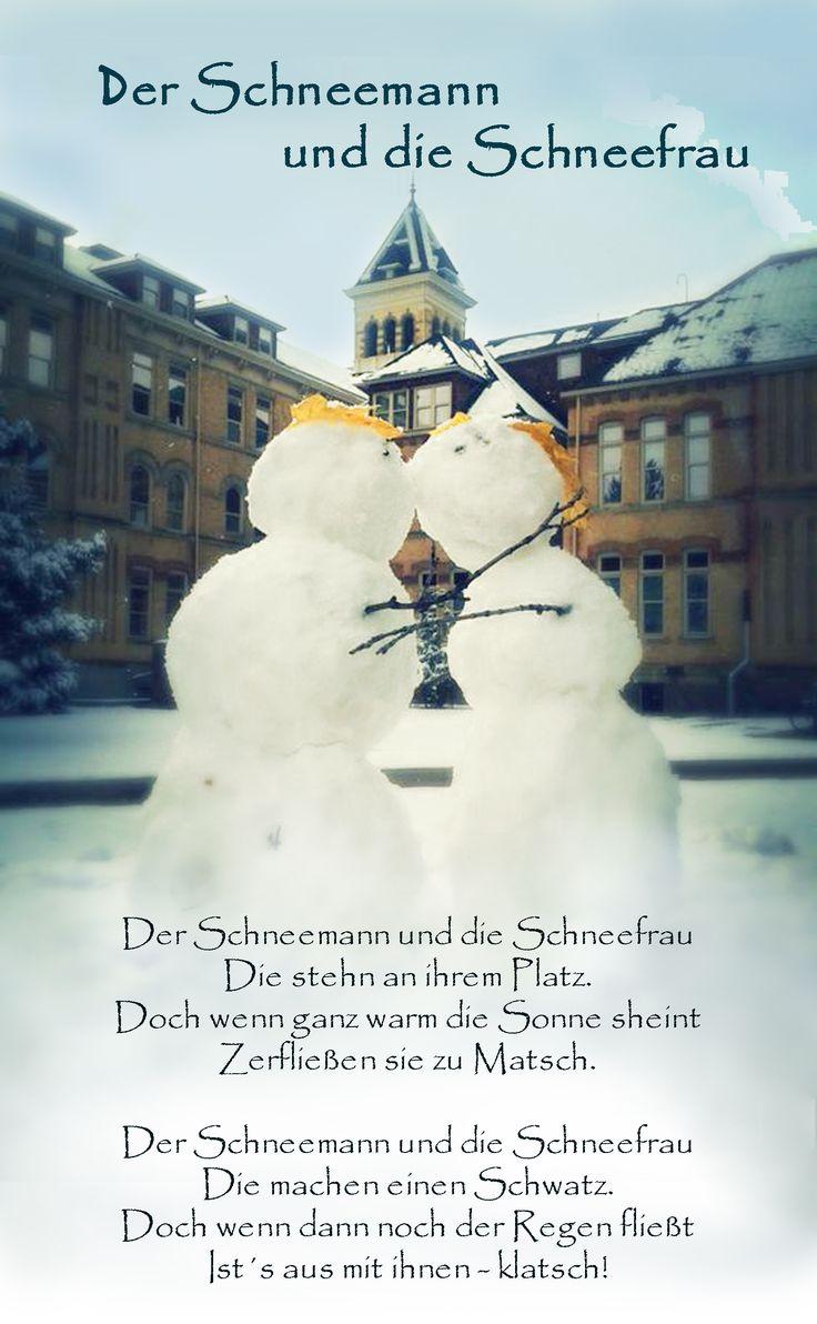 #winter #gedicht #kindergarten #erzieher #erzieherin #reim #schnee #schneemann #kita