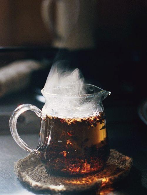 Fresh Tea.
