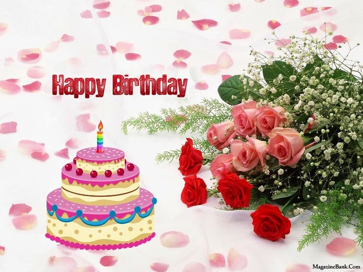 48 best Wedding and birthday cakes images – Happy Birthday Greeting Cards for Friends