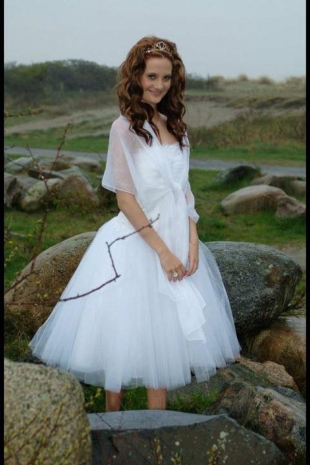 Best Girls Pretty White Dresses