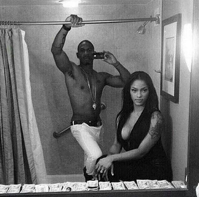 stevie j and joseline hernandez mock mimi faust s shower