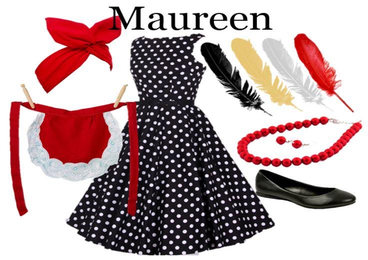 Maureen's Costume