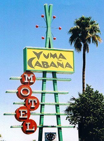 Yuma - Great halfway stop between Phoenix and San Diego/Los Angeles.  Lots of interesting history here ~