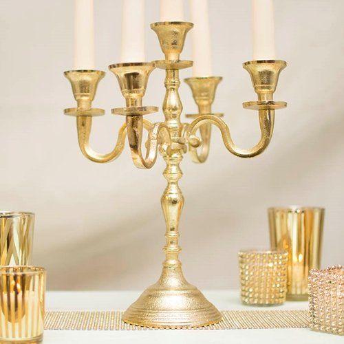 Amazon candelabra candle holder table decor
