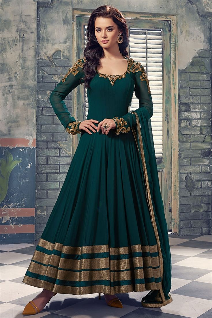 20 Best Designer Women S Salwar Suits Images On Pinterest