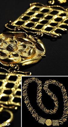 Coleridge collar: The Tudor chain, dated to 1546 or 1547, worn by Lord Chief…
