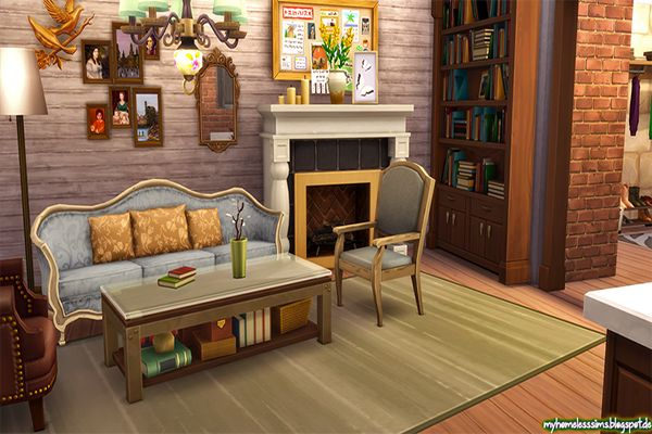 "from the House ""Family Charm - No CC"""