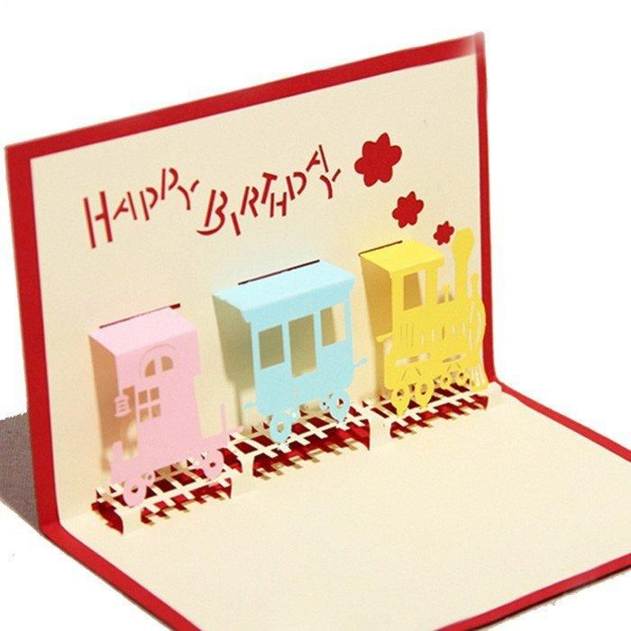 8 best birthday card itself tinker pop up or pop up card with cheap gift card christmas buy quality gift card target directly from china gift cards direct suppliers piecelotromantic wedding party greeting card red solutioingenieria Gallery