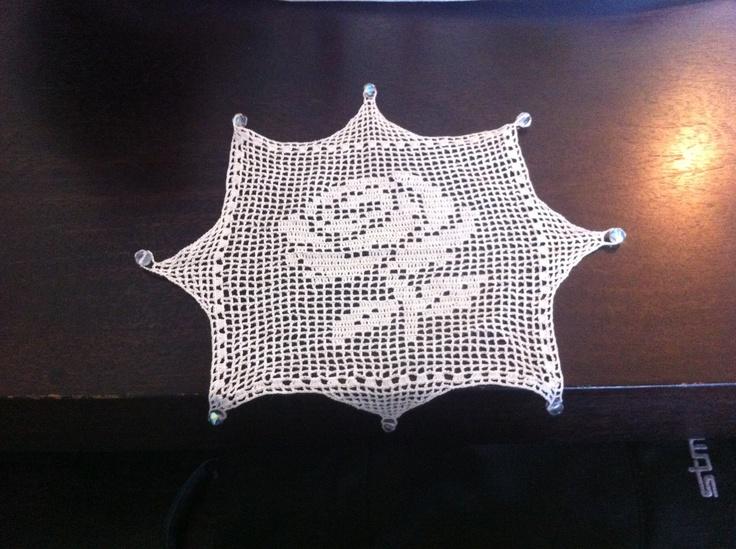 107 Best Doilies Gebrei En Gehekel Images On Pinterest Crochet