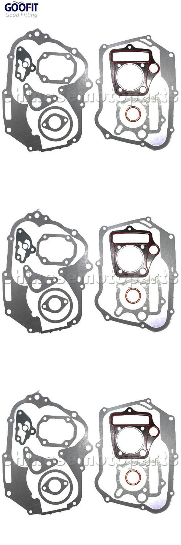 [Visit to Buy] Complete Gasket Set for 110cc Kick Start Dirt Bike motorcycles accessory gasket set K078-012 #Advertisement