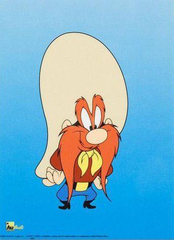 Yosemite Sam - Limited Edition Sericel by Warner Bros.