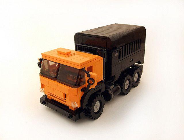 Kovic Utility Truck