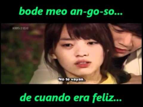 HERMOSO SECRETO - SPRING WALTZ (subtitulos:coreano y castellano) - YouTube