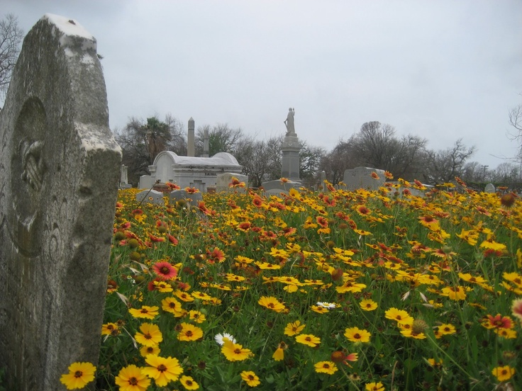 A cemetery somewhere in Europe.Mourning Items, Rest Well