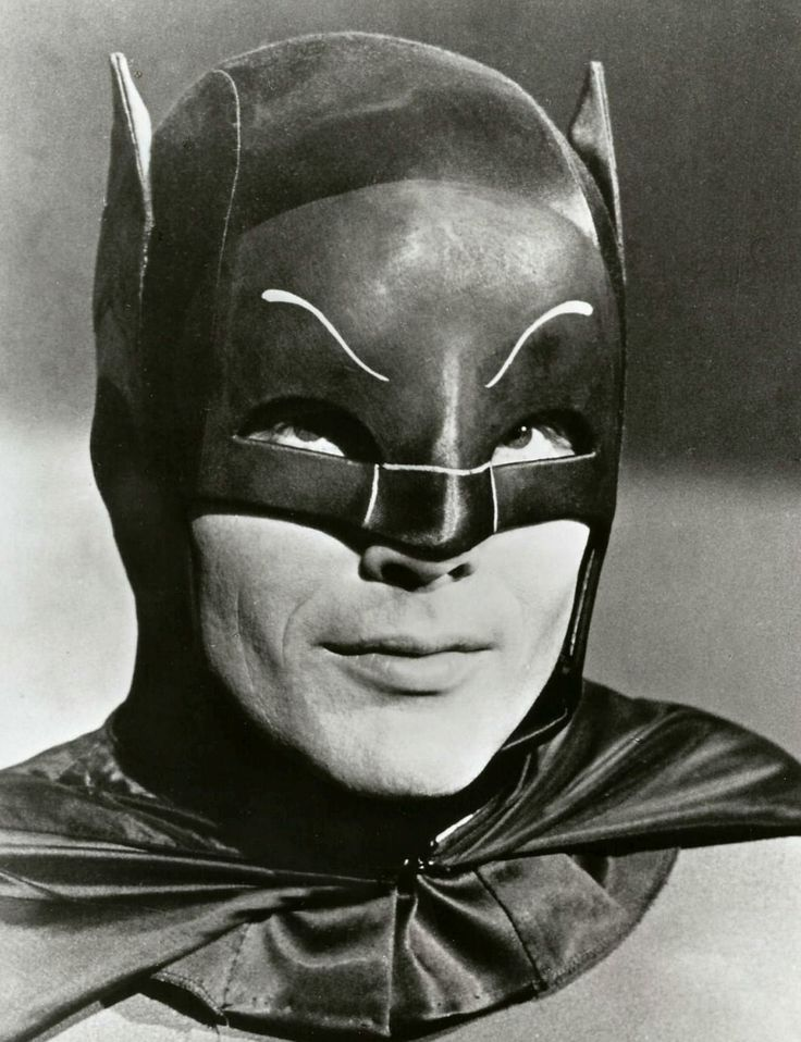 Adam West Batman.