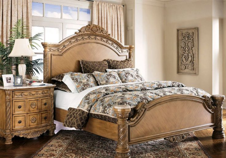 Best 17 Best Ashley Furniture Bedroom Sets Images On Pinterest 640 x 480