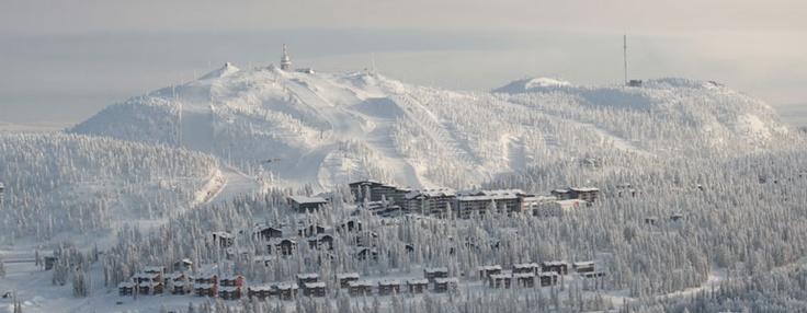 Ruka, Finland - Bring on the winter fun!