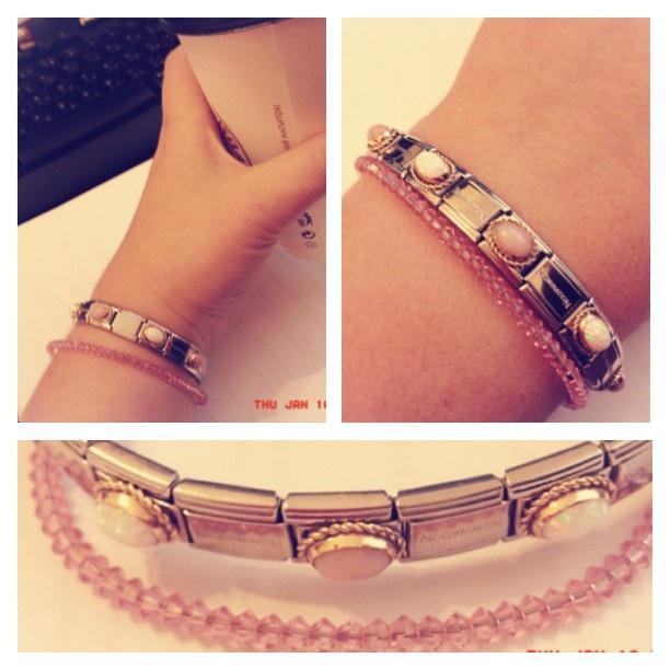 Nomination Bracelet Charms: My Nomination Italy Bracelets #nomination, #bracelet