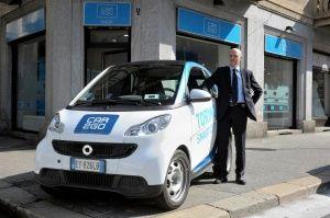 Car2go arriva a Torino, conosciamo il servizio già utilizzatissimo a Milano, Firenze e Roma