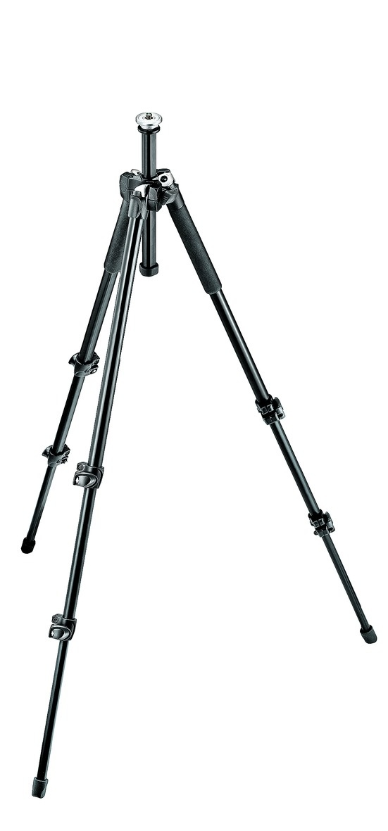 293 Aluminum Tripod 3 Sections MT293A3 - 290 Series | Manfrotto