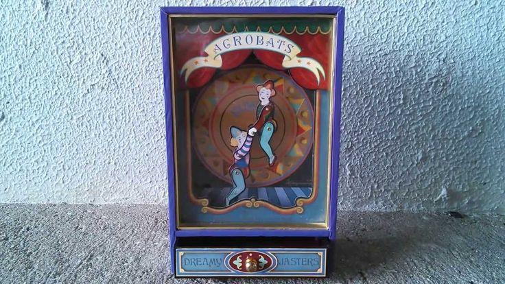 Koji Murai Clown Music Box