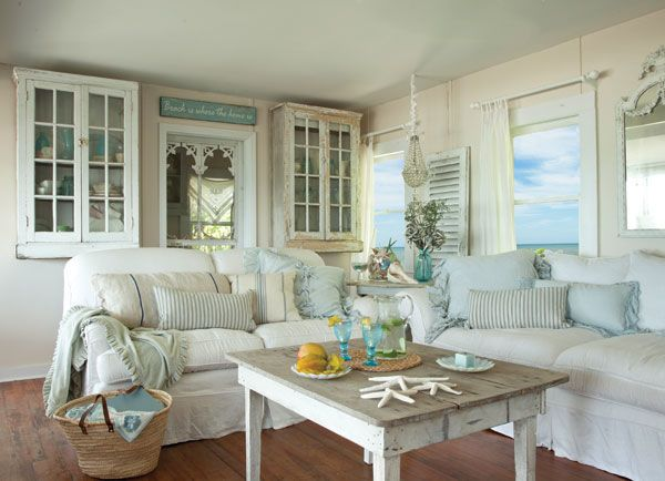 The Fabulous Cottage. Dream Beach Home.