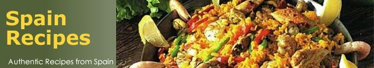 Lots of paella recipes - different ingredients, variations and cultural information on the dish