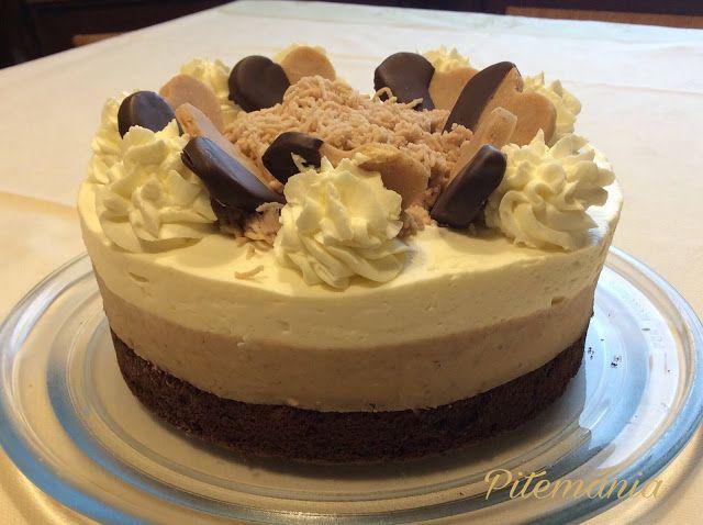 Pitemánia: Gesztenyepüré torta