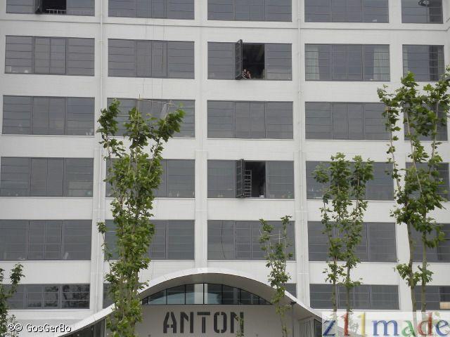 Anton Philips Strijp G