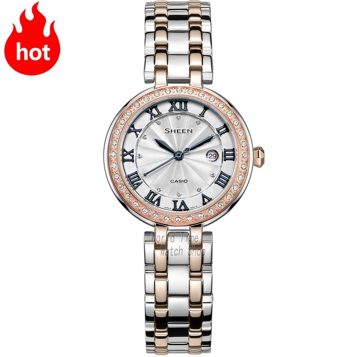 Like and Share if you want this  Casio watch Fashion elegant ladies ladies watch SHE-4034BSG-7B 7A SHE-4034D-7A     Tag a friend who would love this!     FREE Shipping Worldwide     Get it here ---> https://shoppingafter.com/products/casio-watch-fashion-elegant-ladies-ladies-watch-she-4034bsg-7b-7a-she-4034d-7a/