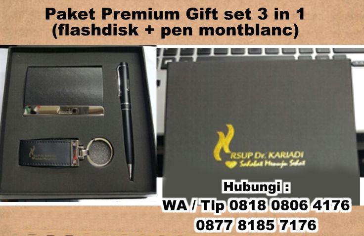 Jual Murah aneka paket Barang Promosi Kantor, Premium Gift set 3 in 1, Jual…