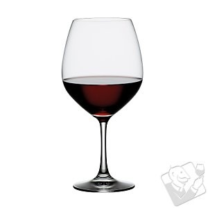 Spiegelau Vino Grande Pinot Noir/Burgundy Wine Glasses (Set of 6)