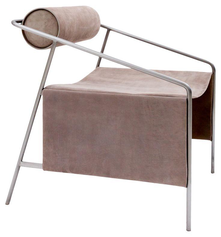 Arctic Smoke Chair by Farrah Sit x Chiyome on Paddle8. Starting bid: $1,000