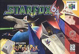 Star Fox 64 (Nintendo 64, 1997) | Video Games & Consoles, Video Games | eBay!